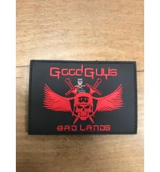 Good Guys in Bad Lands - Patch red