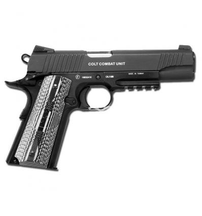 Colt 1911 Rail CO2 Combat Unit