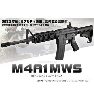 Tokyo Marui M4A1 MWS GBB