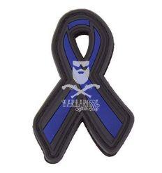 Patch Thin Blue Line Ribbon