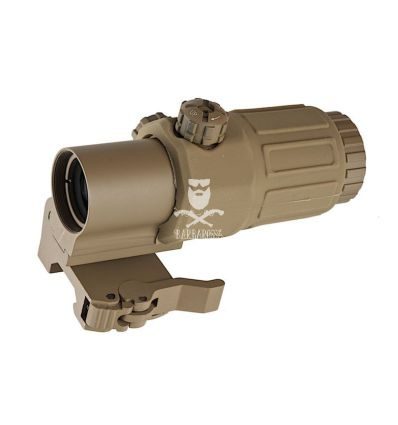 AIM ET Style G33 3x Magnifier - Desert