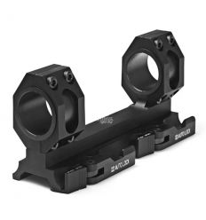 Tactical Mount Base 25.4mm / 30mm - Black