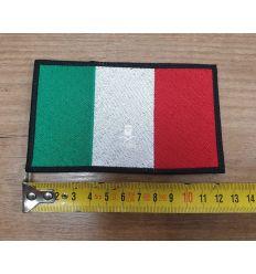Patch italia 12x7,5cm