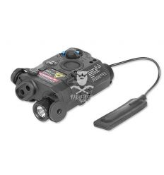 LA-5 UHP Appearance Version Red Laser - Black