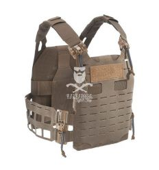 Tasmanian Tiger - Plate Carrier QR SK Anfibia - Coyote Brown