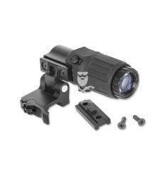 AIM ET Style G33 3x Magnifier - Black