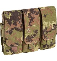 Defcon 5 Triple Magazine Pouch for 6 Magazine 5.56
