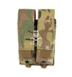 Tasmanian Tiger - Porta Caricatore Doppio MKII - Multicam