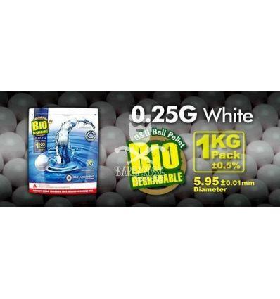 Pallini G&G BIO 0,25g bianchi