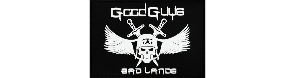 Good Guys in Bad Lands